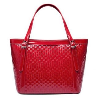 MBaoBao - Embossed Patent Tote