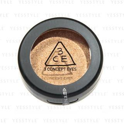 3 CONCEPT EYES - One Color Shadow - Shimmer (May Blossom)