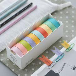 OH.LEELY - Plain Colour Masking Tape