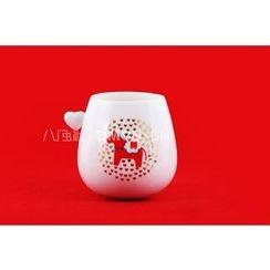 KIITOS - 马匹印花陶瓷杯