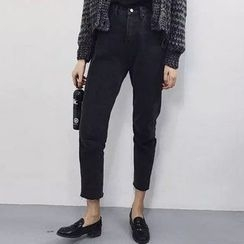 Napkiki - Cropped Tapered Pants
