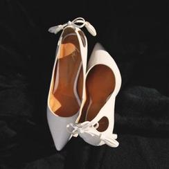 COII - 镂空高跟鞋