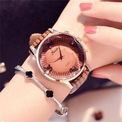 Honey Bee - 闪石带式手表