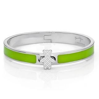 Kenny & co. - Enamel Kenny Bear Bangle(M)