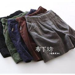 Bonbon - Corduroy Shorts