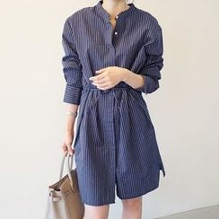 EFO - Striped Shirtdress