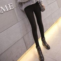 Carabecca - Fleece Lined Leggings