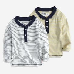 Happy Go Lucky - Kids Long-Sleeve T-Shirt