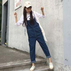 Windflower - Spaghetti-Strap Jumper Jeans