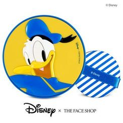 The Face Shop - Disney Donald Duck BB Power Perfect Cushion SPF50+ PA++