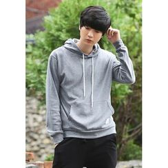 PLAYS - Hooded Kangaroo-Pocket Pullover