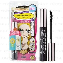 ISEHAN - Heroine Make Long & Curl Mascara Super Waterproof (Black)