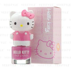 Sanrio - Race Hello Kitty Long Lasting Nail Polish (#05 Pink)