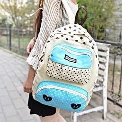 Miss Sweety - Dotted Backpack