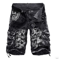 Hansel - Printed Shorts