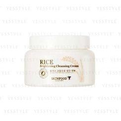 Skinfood - Rice Brightening Cleansing Cream