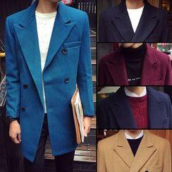 JVR - Asymmetric Woolen Coat
