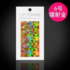 Maychao - Nail Sticker (6)