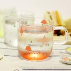 Cute Essentials - Printed Glass Cup