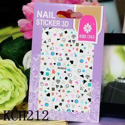 Nailit - Nail Sticker (KCH212)