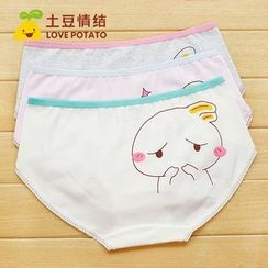 Rikku - Cotton Panties
