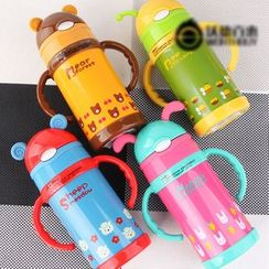 Worthbuy - Kids Printed Thermal Bottle