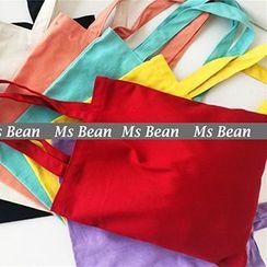 Ms Bean - Plain Shopper Bag