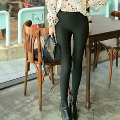 Cherryville - Plain Leggings Pants