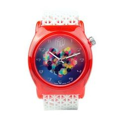 Moment Watches - BE LOVEFUL Time to enlarge your heart Strap Watch