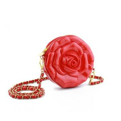 Adamo 3D Bag Original - Rose of Ispanhan 3D Handbag