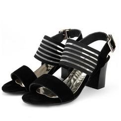 Bootsling - Block Heel Sandals