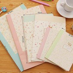 Good Living - Floral Notebook