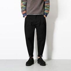 Soulcity - Plain Baggy Pants