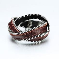 Trend Cool - Zip Bracelet