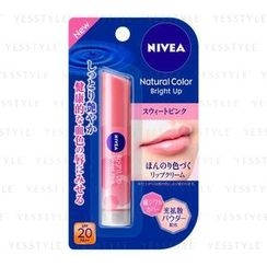 NIVEA - Moisture Lip Water Type (Sweet Pink)