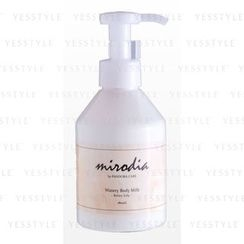 mirodia - Watery Body Milk (Relax Lily)