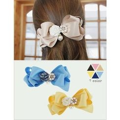 soo n soo - Corsage Bow Hair Pin