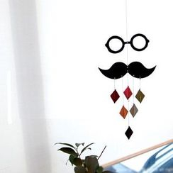 OH.LEELY - Mustache Hanging Decoration