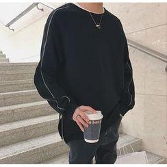 Bestrooy - Slit Sweatshirt