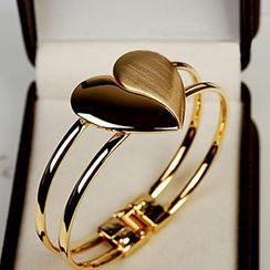 Cheermo - Heart Bangle