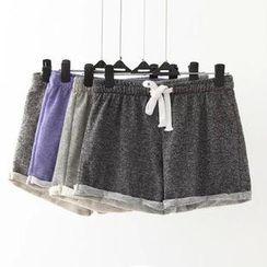Ainvyi - Drawstring Shorts