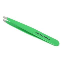 Tweezerman - 斜型钳子 - Green Apple