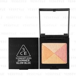 3 CONCEPT EYES - Shimmer Glow Bloc