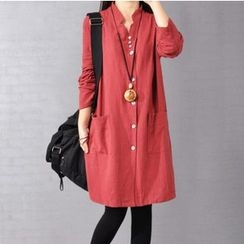 One2One - Linen Long Shirt