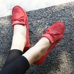 Pangmama - Fringe Loafers