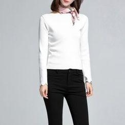 Sentubila - Plain Knit Pullover