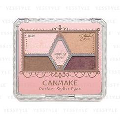 Canmake - Perfect Stylist Eyes (#11 Rose Beige)