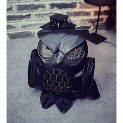 Buddies - Owl Nylon Backpack