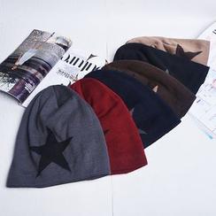 Buttercap - 星星针织帽