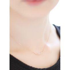 kitsch island - Rhinestone Necklace